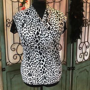 Chaus New York blouse